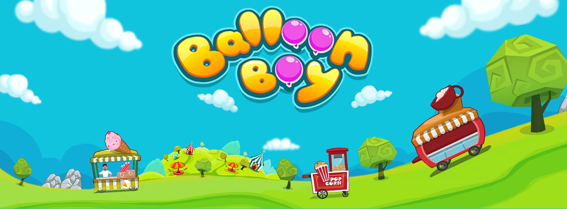 download free games for kids the balloon boy game